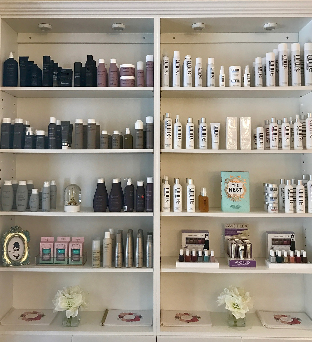 Blow to Paris Blow Dry Bar & Nail Salon