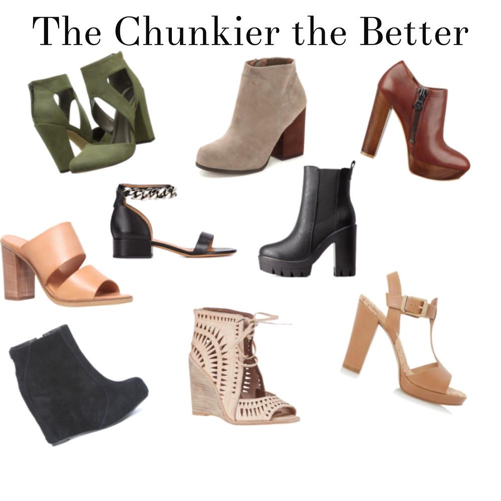 The Chunier the Better