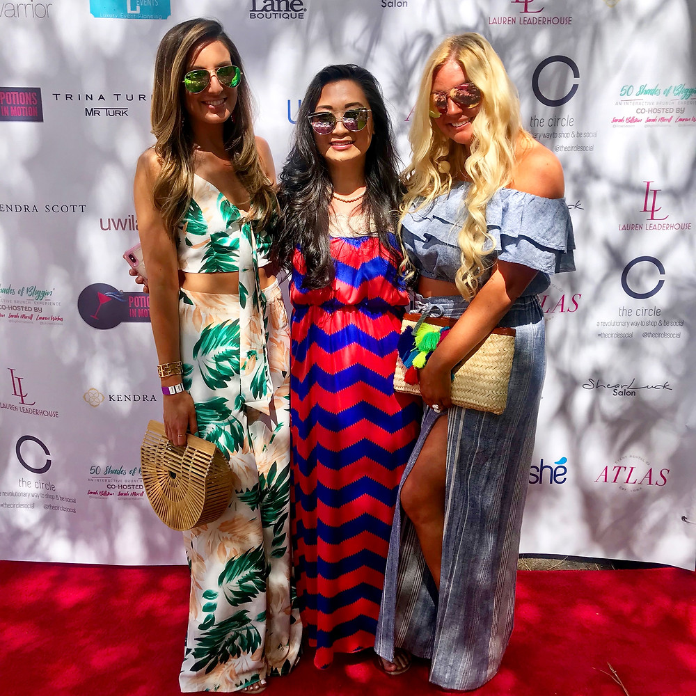 Lindsey Swing, Laura Pucker, Lilly Robbins