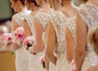 Wedding Wednesday: 2015 Bridesmaid Trends