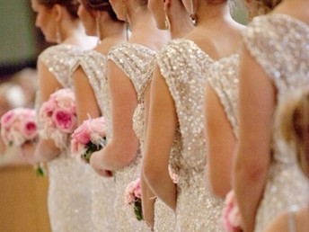 Wedding Wednesday: 2015 Bridesmaid Trends