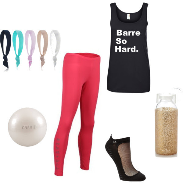 Belle of the Barre