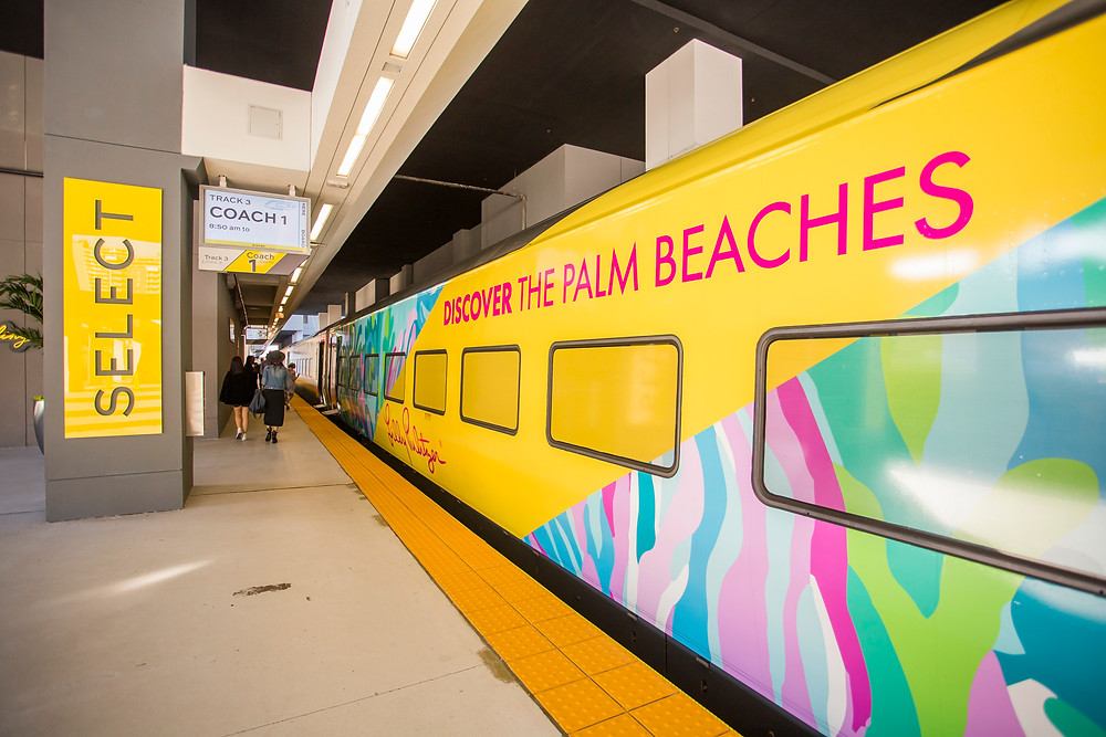 "Discover The Palm Beaches""Super"" Co-Branded Event with Lilly Pulitzer and Brightline for Super Bowl LIV Celebrations"