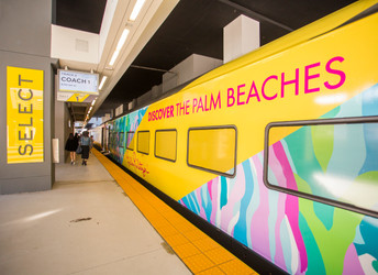 """Discover The Palm Beaches""""Super"""" Co-Branded Event with Lilly Pulitzer and Brightline for Super Bowl"""