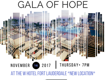 Cure SMA : Gala of Hope