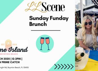 Sunday Funday with LLScene at Prime Catch