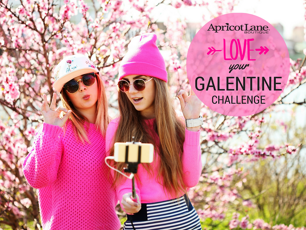 Valentine's Day with Apricot Lane