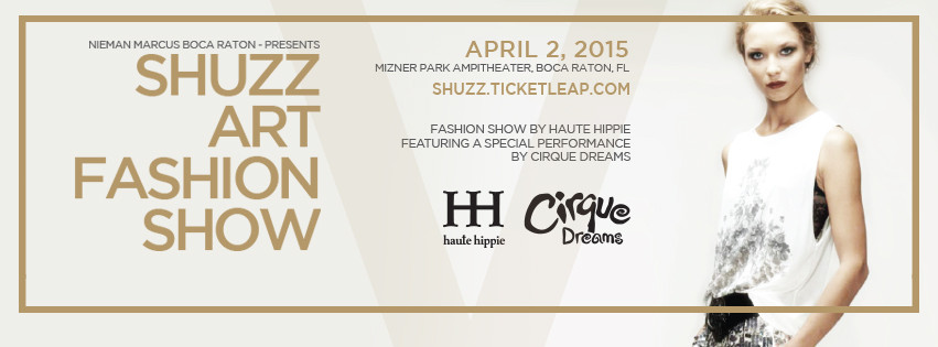 Shuzz Art Fashion Show Event
