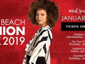 What You Need To Know About Delray Beach Fashion Week 2019