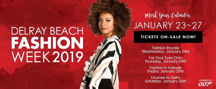 What You Need to Know About Delray Fashion Week 2019