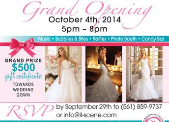 Wonderland Bridal's Exclusive Wedding Event