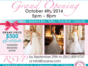 Wonderland Bridal's Exclusive Wedding Event