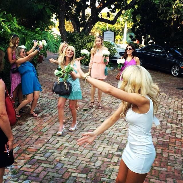Planning your own bachelorette party is so 2016...