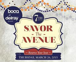 Savor the Avenue