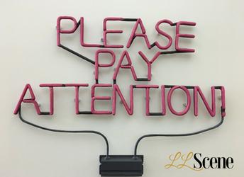 Pay Attention in 2018 | LLScene