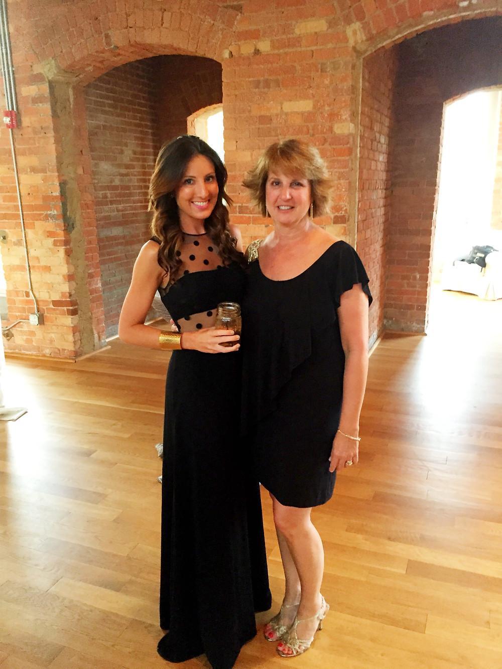 Lindsey & Her Mom