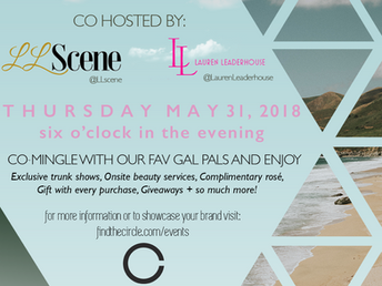 Summer Night Soiree at The Circle!