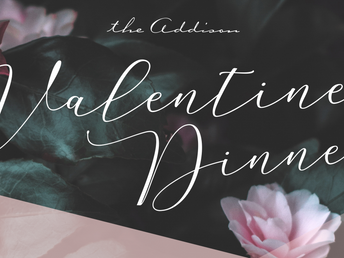 Valentine's Day at The Addison
