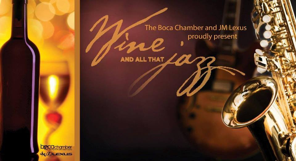 Wine & All That Jazz