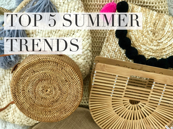 LLScene's Top 5 Summer Trends
