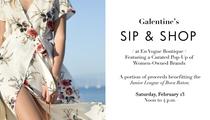Galentines SIP & SHOP