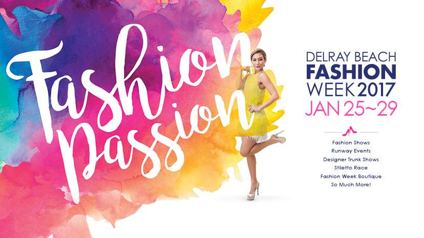 Delray Beach Fashion Week