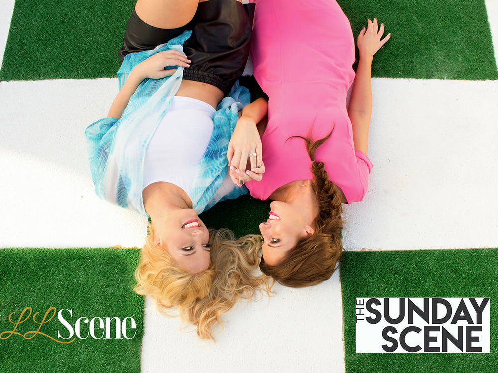 LLScene Hosts The Sunday Scene Pool Party at Lifetime Fitness!