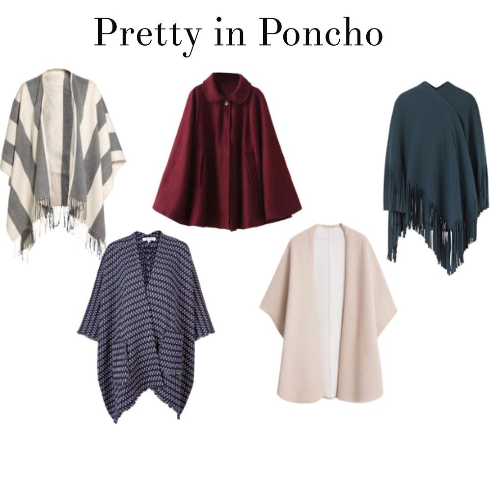 Pretty in Poncho