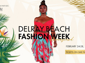 Delray Beach Fashion Week - 2021 Style