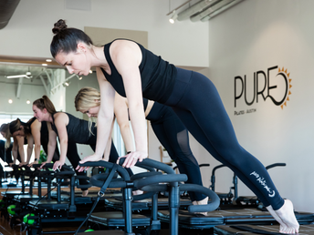 Get Ready to Shake It Off at Pure Pilates Austin