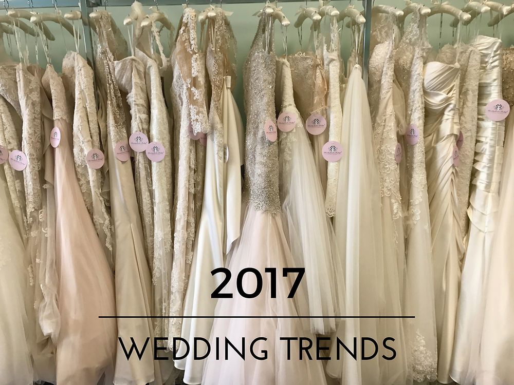 Wedding Trends to Look Out for in 2017