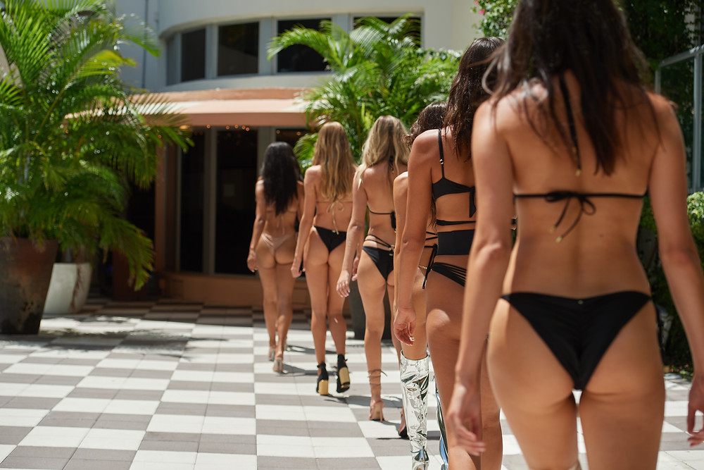 Paraiso Miami Beach's Virtual Swim Week | LLScene Recap