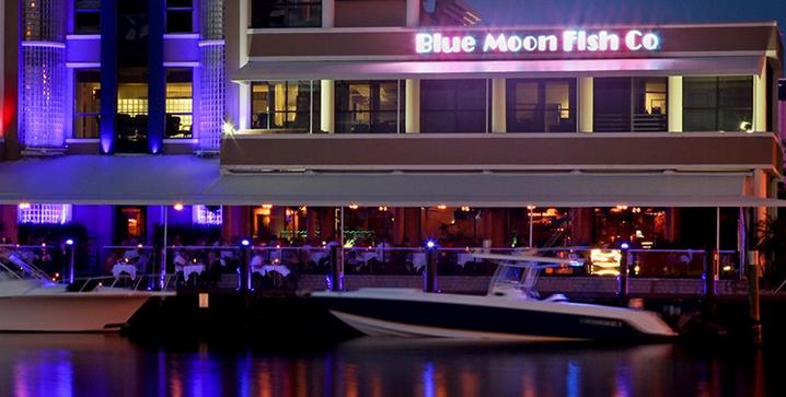 Blue Moon Fish Co.