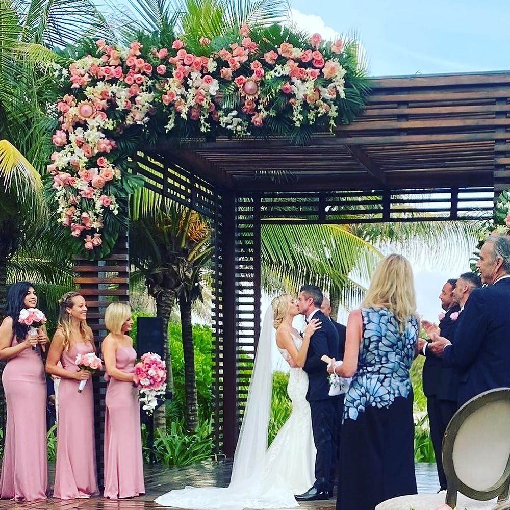A Very Covid Wedding