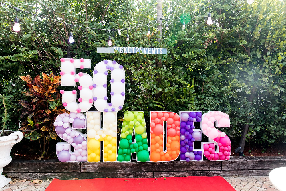 50 Shades of Blogging - The LLScene Recap