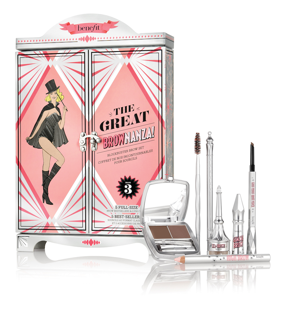 Benefit Cosmetics The Great Brownanza! Blockbuster Brow Set