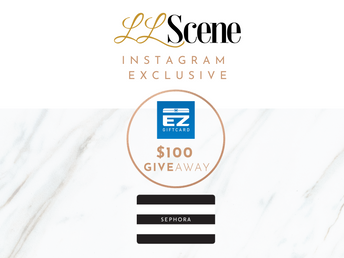 $100 Sephora Gift Card Giveaway with EZ Gift Card