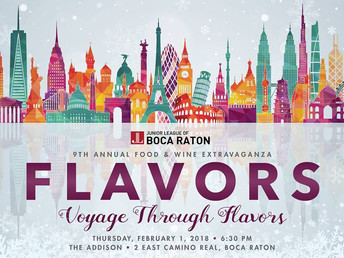Boca Raton's Own Food & Wine Festival - FLAVORS 2018