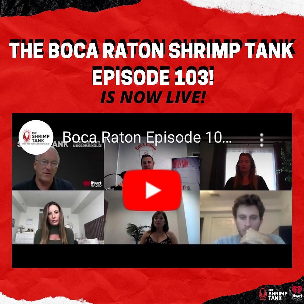 LLScene on The Shrimp Tank Episode 103