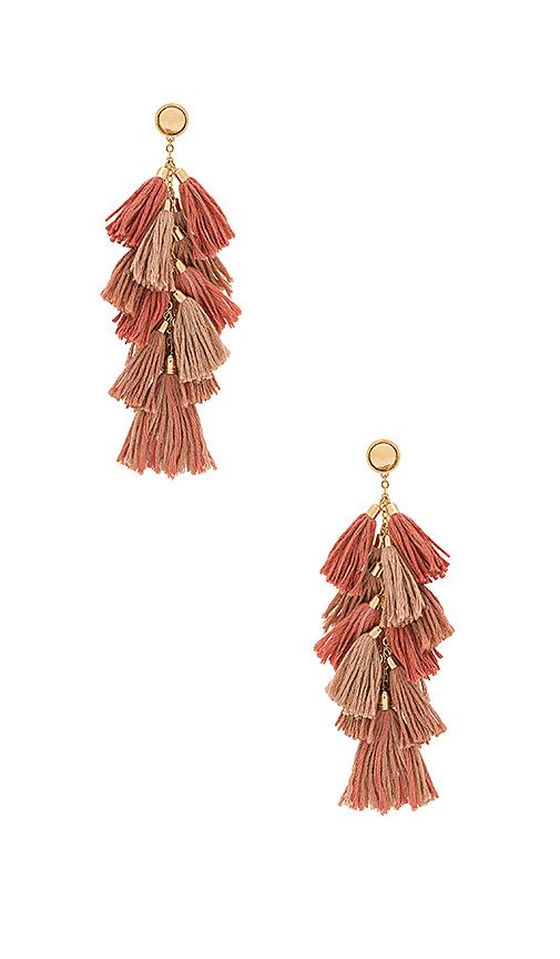Tassel Bunch Earrings