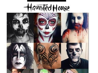 Haunted House Party - Face2Face Studios