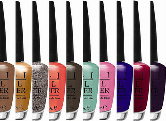 Try it Tuesday: Fall Nail Colors