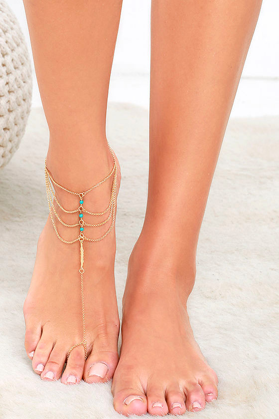 Ankle Jewelry