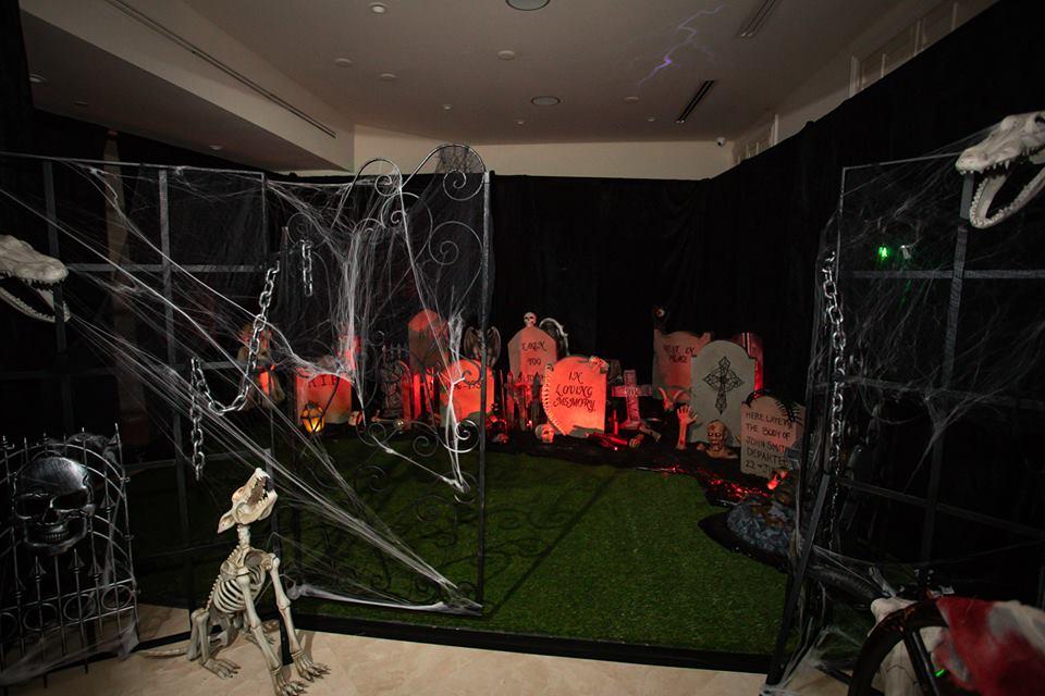 Halloween at The Addison