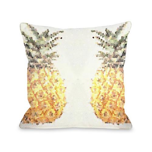 One-Bella-Casa-Pineapple-Half-Pillow-72061PL18.jpg