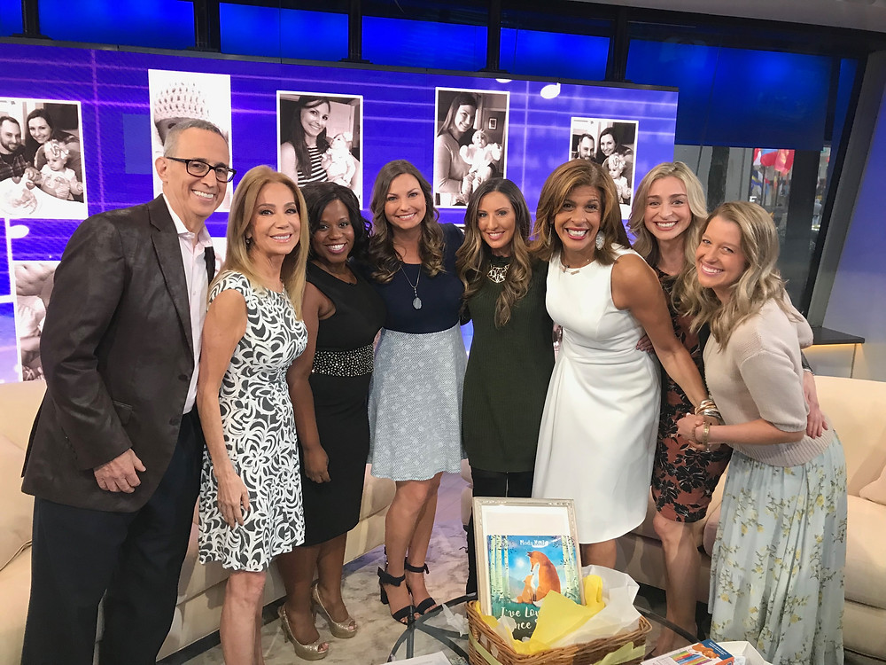 """She Be Fierce"" - Our Morning with Kathie Lee and Hoda on the Today Show"