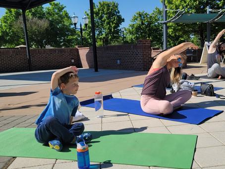Yoga For Kids: Social Success!