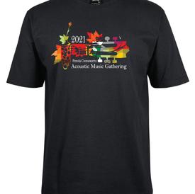 Unisex T-Shirt Black