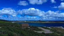 Panorama du Cap aux Basques