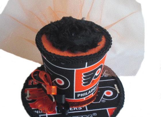 Philadelphia Flyers Mini Top Hat
